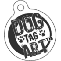 Dog Tag Art Logo